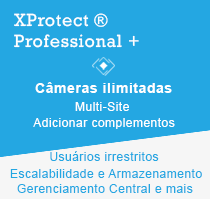 Milestone XProtect Professional +